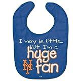 WinCraft MLB New York Mets WCRA1977214 All Pro Baby Bib