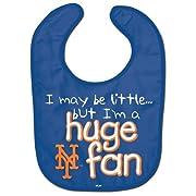 MLB New York Mets WCRA1977214 All Pro Baby Bib
