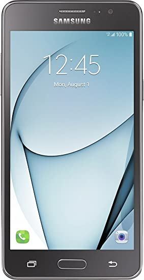 T Mobile Prepaid Samsung Galaxy ON5 4G LTE W 8GB Memory Cell Phone