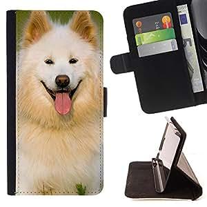 - Dog Cute/ Personalizada del estilo del dise???¡Ào de la PU Caso de encargo del cuero del tir????n del soporte d - Cao - For HTC Desire 820
