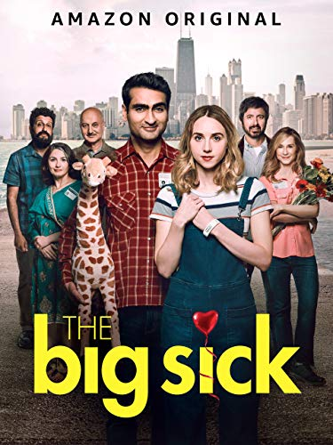 The Big Sick (The Best Of Me Blu Ray Release)