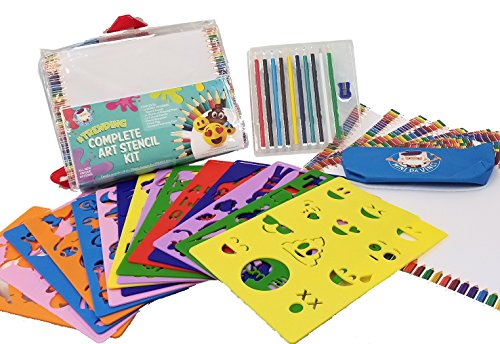 Super art kit for kids - really nice.