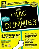 The iMac for Dummies, David Pogue, 0764504959