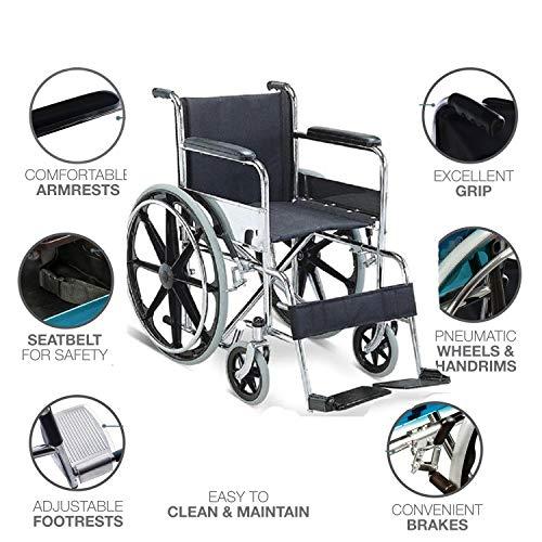 Viva Healthcare Wheel Chair Mag Wheel