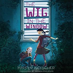 The Wig in the Window Audiobook