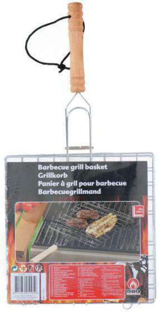 MAISON FUTEE Grille de cuisson double pour barbecue pas