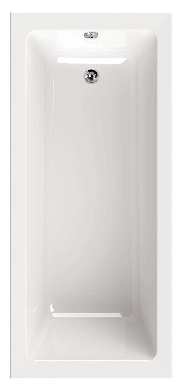 170 x 75 cm Wanne Badezimmer Bad Wei/ß Badewanne AquaSu 80164 5 Acryl linHa