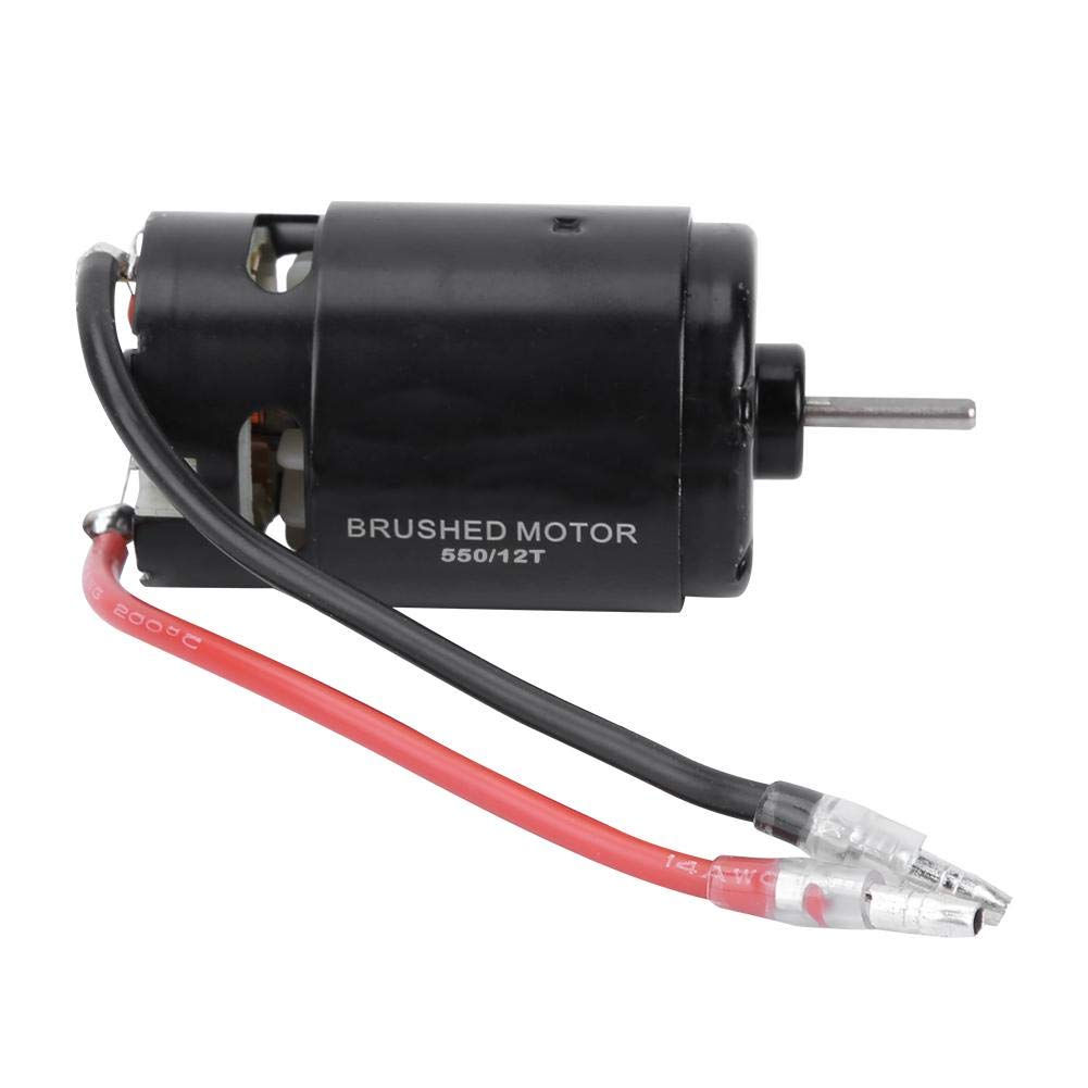 idalinya Rc Motor Surpass Hobby 550 Carbon Brushed Motor per 1//10 Rc Model Car 35T