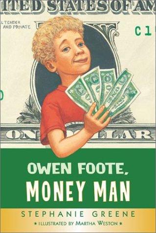Owen Foote, Money Man (Owen Foots (Paperback))
