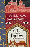 Front cover for the book City of Djinns: A Year in Delhi by William Dalrymple