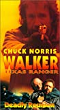 Walker Texas Ranger: Deadly Reunion [VHS]