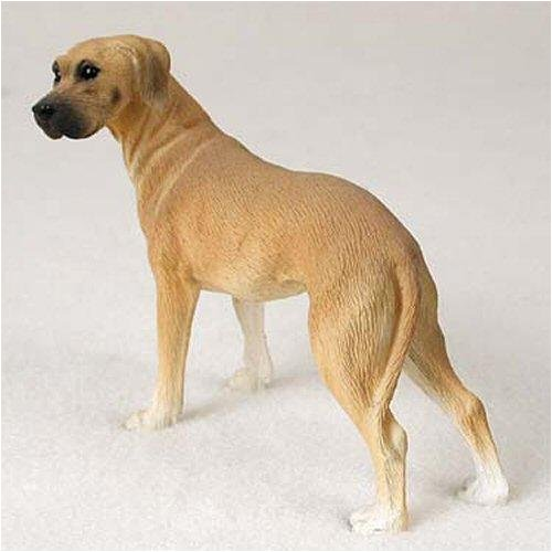 Great Dane Fawn Figurine - 5