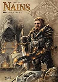 Nains, tome 1 : Redwin de la Forge par Nicolas Jarry