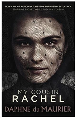 Image result for my cousin rachel book cover