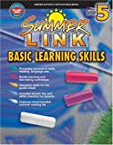 Summer Link Basic Learning Skills, Grades 4-5, Vincent Douglas and School Specialty Publishing Staff, 0769635644