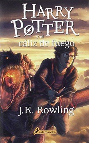Descargar Libro Harry Potter Rustica 3 Y El Caliz De Fuego J. K. Rowling