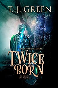 Twice Born by TJ Green ebook deal