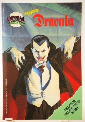 Dracula (Official Universal Studios Monsters Presents) by Ruiz Art (1992-07-15) Paperback