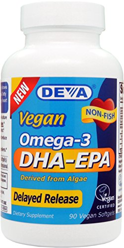 Deva Nutrition DHA EPA Delayed Release product image