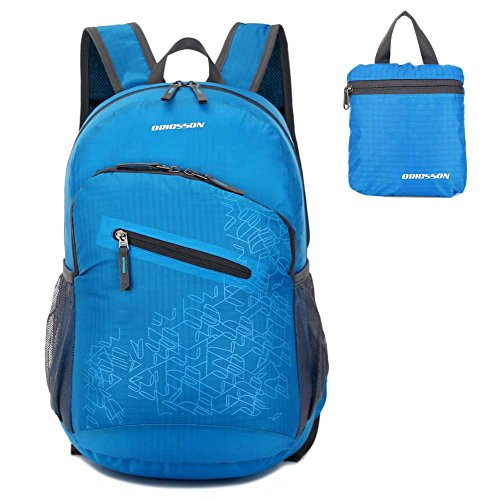 ORICSSON 20L Unisex Foldable Waterproof  - Fold Small Leather Shopping Results