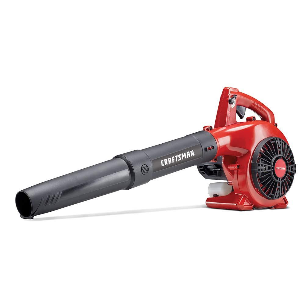 Craftsman CMXGAAMA25BL 25cc 2-Cycle Handheld Gas-Powered Leaf Blower