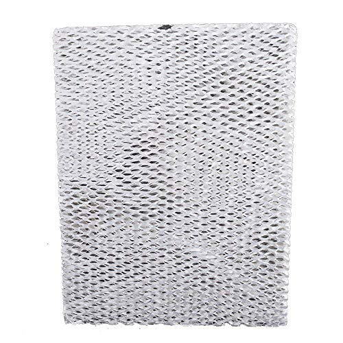 Duraflow Filtration Coated Aluminum Water Panel Humidifier Pad (10 x 13-1/2 x 1-5/8) - Compatible with Many Aprilaire, Honeywell, Bryant, Carrier, and Lennox Models - 1 Pack ()