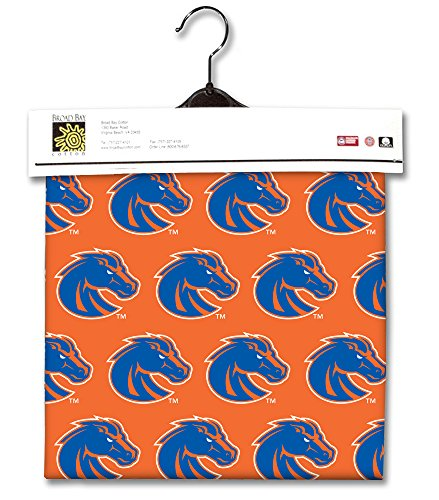 Boise State Fabric 2yds Official Broncos Cotton - State Fabric Boise
