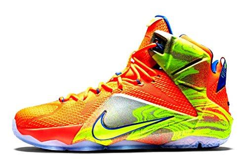 431cb171523 Nike Lebron XII Six Meridians 6 12 Men Basketball Shoes New (12) - Buy  Online in UAE.
