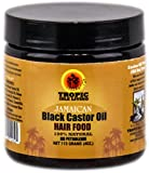Tropic Isle Living Jamaican Black Castor Oil Hair Food, 4 oz