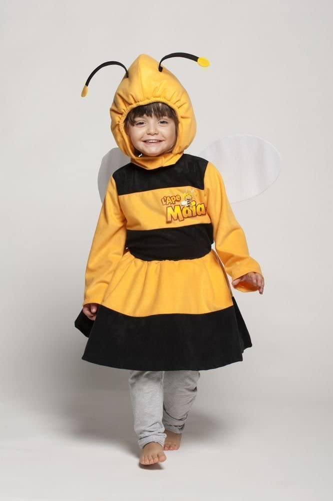 Generique - Disfraz Abeja Maya niña 5-7 años (122 cm): Amazon.es ...