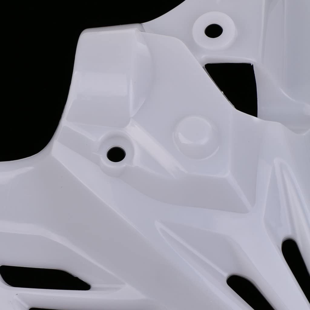 MonkeyJack Rear Front Brake Disc Rotor Guard Cover Protector KIT for Honda CRF 250R 14-17 450R 13-16