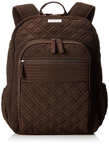 Women's Campus Tech Backpack, Microfiber, Espresso