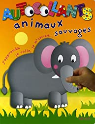 Animaux sauvages : Autocollants