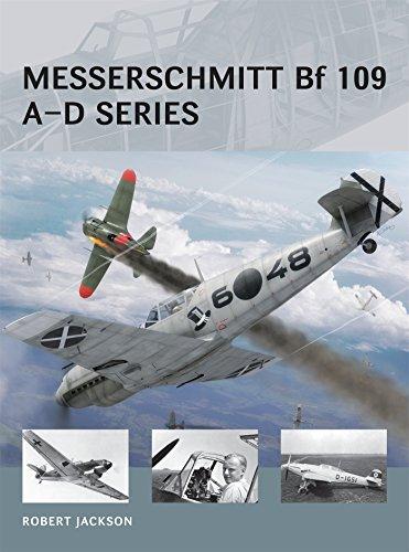 Messerschmitt Bf 109 AD series (Air Vanguard)