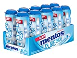 Van Melle Mentos Gum Pure Fresh, Mint, 15 ct