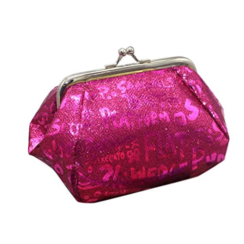 Bag Bag Purse Hot Coin Women Lady Pink Laser Clearance Deals Coin Reflector Wallet TOOPOOT wTPPtU
