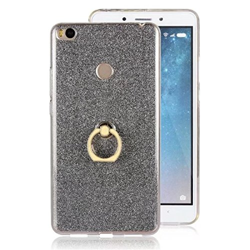 Silicone Soft Case for Xiaomi Mi Max (Clear) - 2