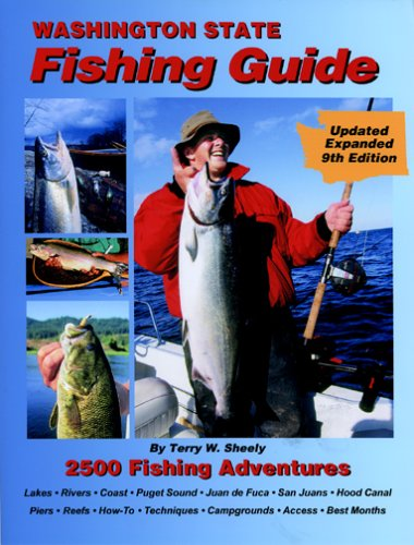Washington State Fishing Guide 9th Edition (Guide Washington State Fishing)