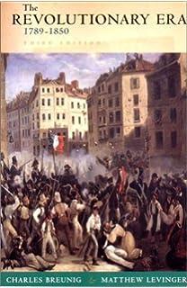 The early american republic 1789 1829 paul e johnson the revolutionary era 1789 1850 the norton history of modern europe fandeluxe Choice Image