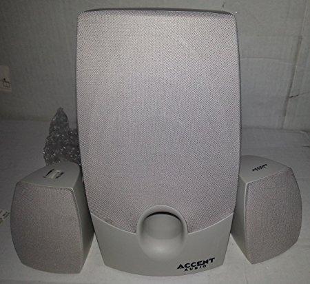 NEC HP Harmon Kardon Amplified Computer Speakers Multimedia Speakers Amplified Computer Speakers