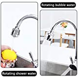 WAISSGURT Kitchen Faucet Aerator Sink Tap Sprayer