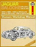 Jaguar Mk.1 and 2, 240 & 340 Owner's Workshop Manual (Classic Reprint Series: Owner's Workshop Manual) by Haynes, J. H., Harper, Bill published by J H Haynes & Co Ltd (1988)