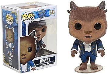 12318 Beast Vinyl Figure Item No Funko Pop Disney Beauty and the Beast