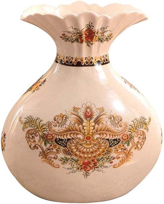 Amazon Com Vase Liting Luxury Ceramic Living Room Table Coffee