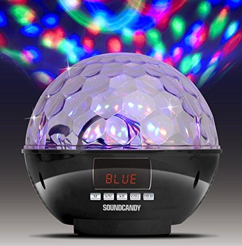 SoundCandy SC3002BKB-BT Rave Ball