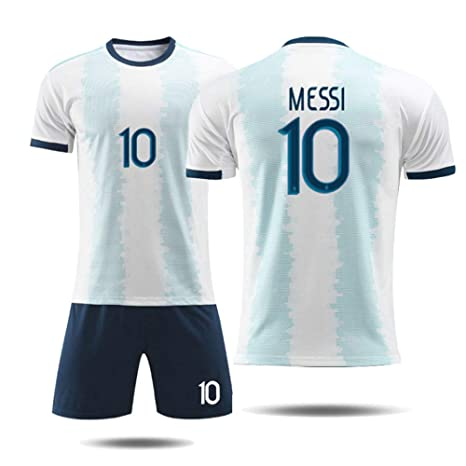 SDQ Argentina Jersey 2019 Americas Cup Ropa De Fútbol Traje Messi ...