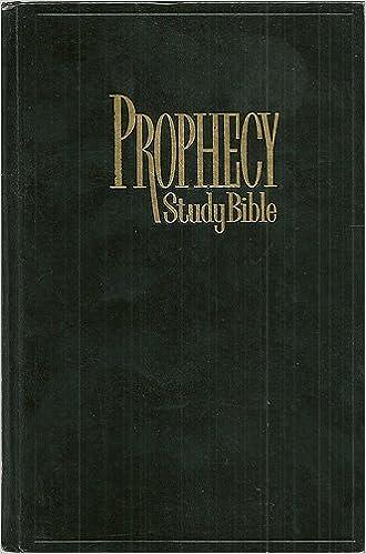 Prophecy Study Bible: New King James Version: John C  Hagee