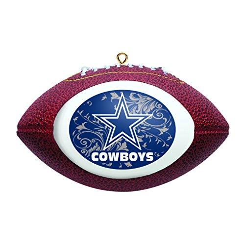 NFL Dallas Cowboys Replica Football Ornament