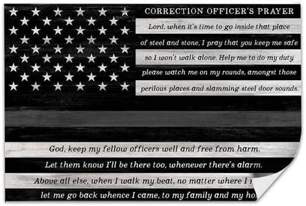 Amazon com: Pretty Perfect Studio Police Officer Sign