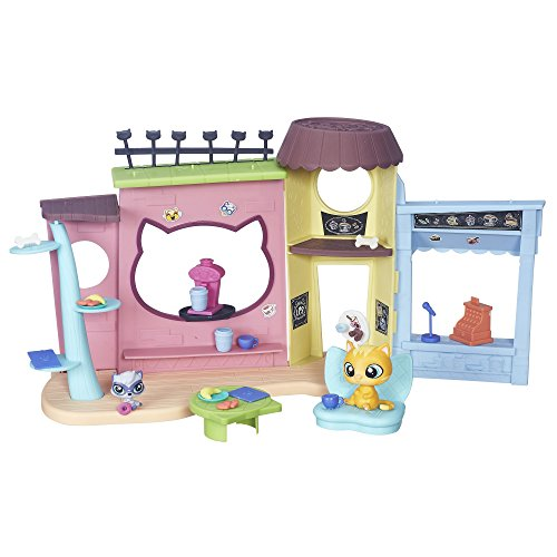 Littlest Pet Shop Pawristas Café - Littlest Pet Shop Sheets